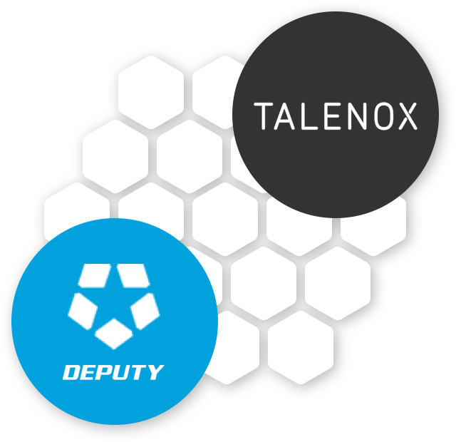 Talenox with Deputy Integration