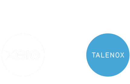 Talenox with Xero